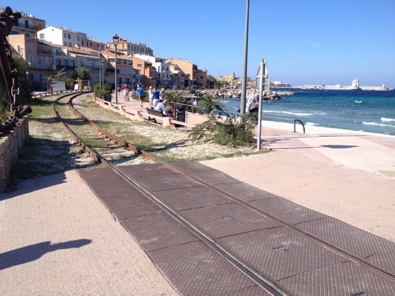Korsika GR20, město
