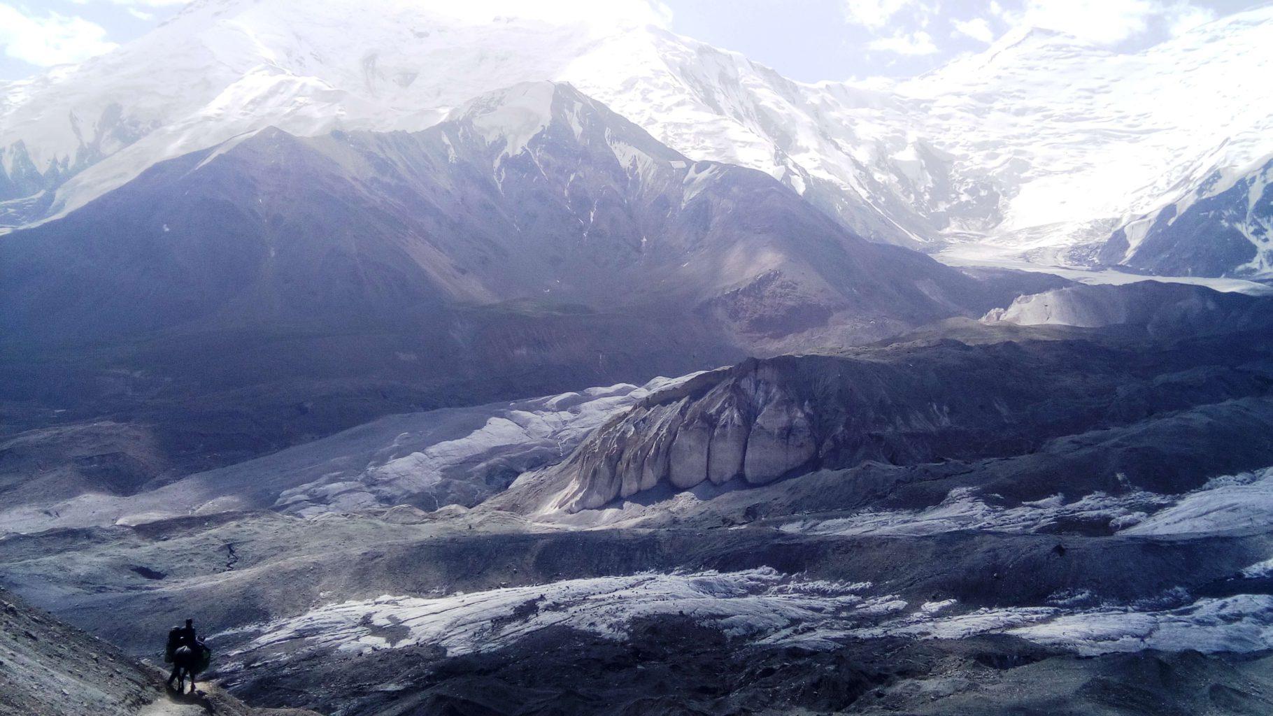 Expedice Pamír. Kyrgystán