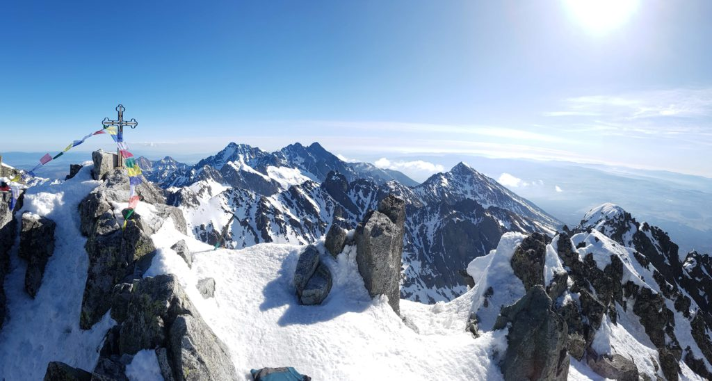 vrcholy, ktoré lezieme