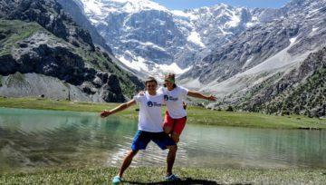 Tádžikistán 2019 aneb pár kamarádů v horách – Díl 2.