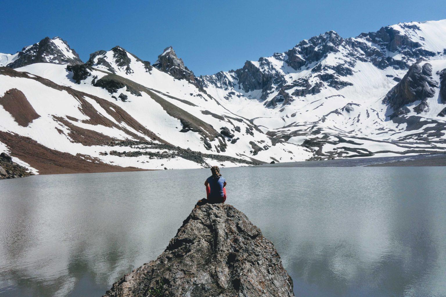 Tádžikistán - jezera