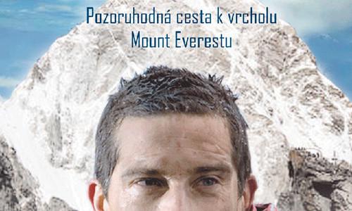 Bear Grylls, britský dobrodruh, bývalý člen speciálních jednotek a televizní moderátor přináší svůj příběh putování na Mount Everest v knižní podobě.