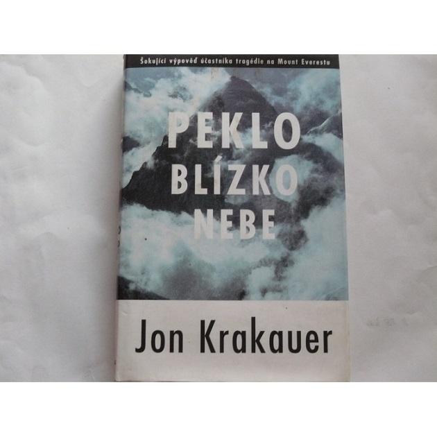 Peklo blízko nebe. Dostatečně popisný název knihy, která popisuje 3. nejhorší tragédii v dějinách vysokohorského lezení.