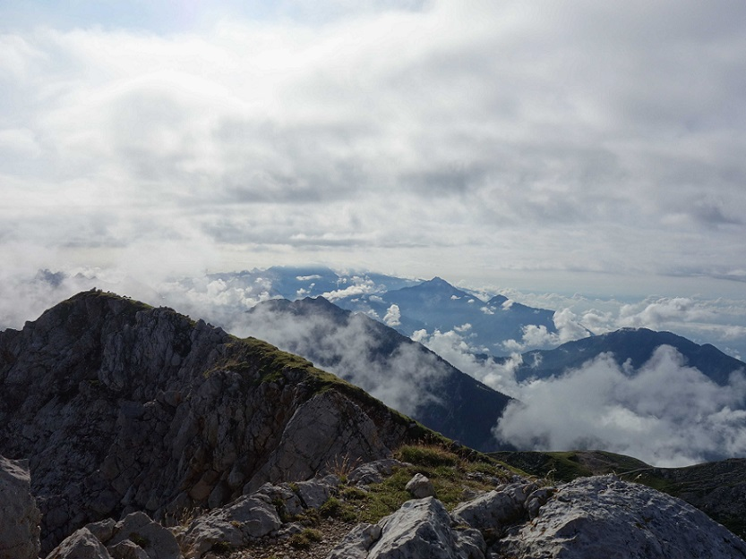 Nejvyšší hora Karavanek