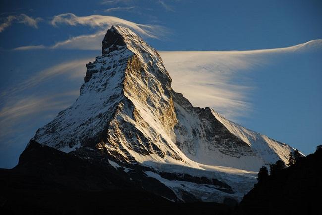 Výstup na Matterhorn