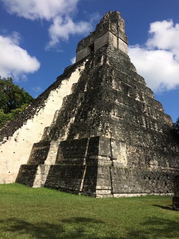 Putování Střední Amerikou