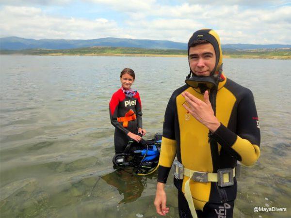 kurz potápění ústí nad labem