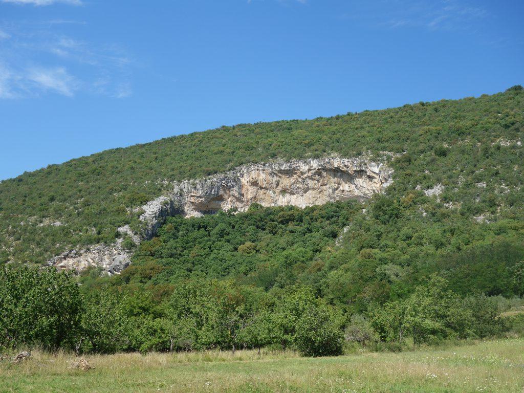Skalní lezení, Slovinsko - Mišja Peč
