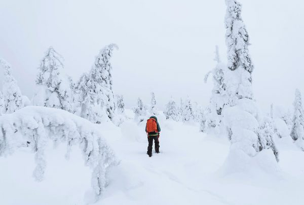 Malá Fatra na sněžnicích.