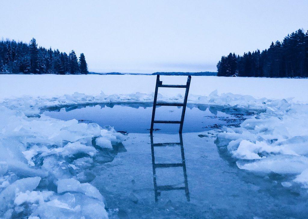 Otužování, studená voda