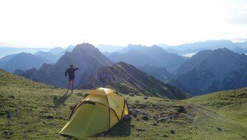 Jak se nejlépe připravit na vícedenní trek do hor?