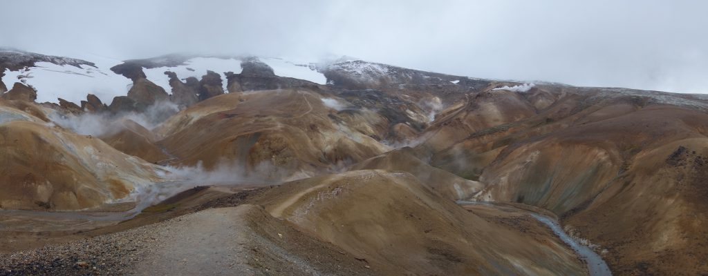 Pohoří Kerlingarfjöll