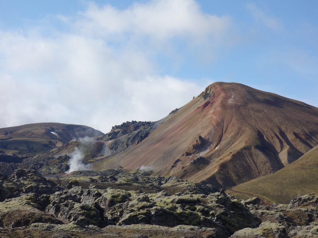 Island treky