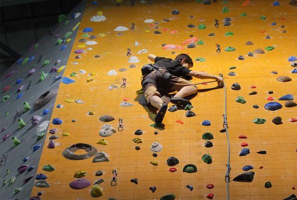 kurz lezení na stěně praha
