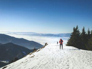 kurz pohybu na sněžnicích