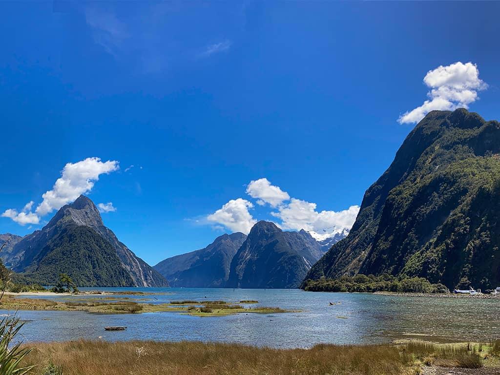 Milfjord, Nový Zéland