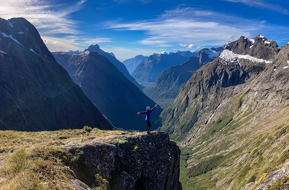 Nový Zéland, turistika