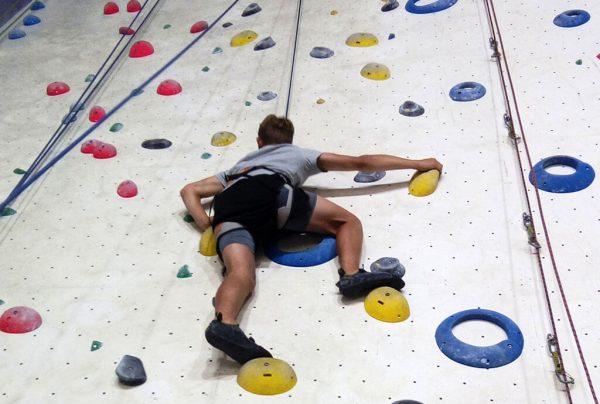 základní kurz lezení