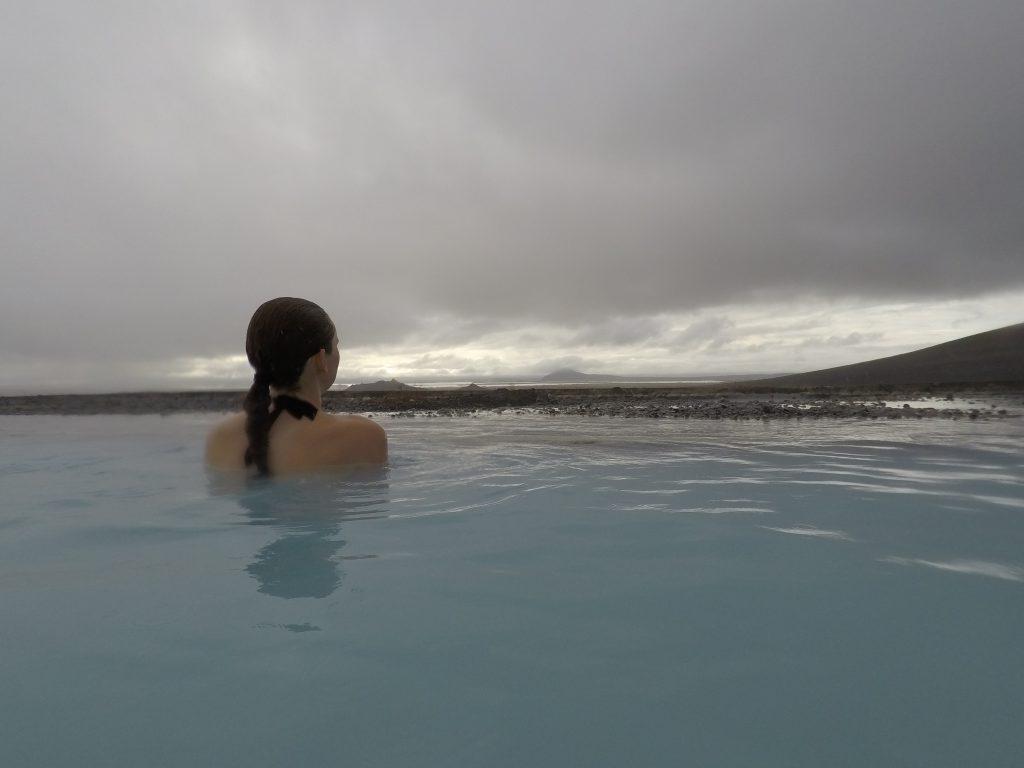 termalni koupani, Island