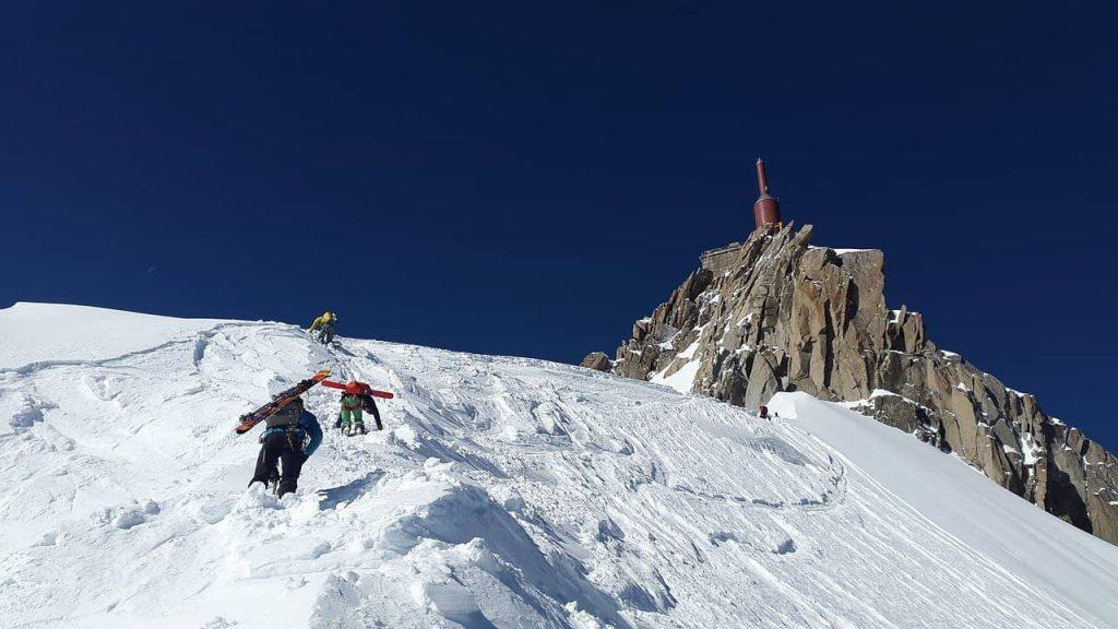 Skialpinismus je vhodný pro každého