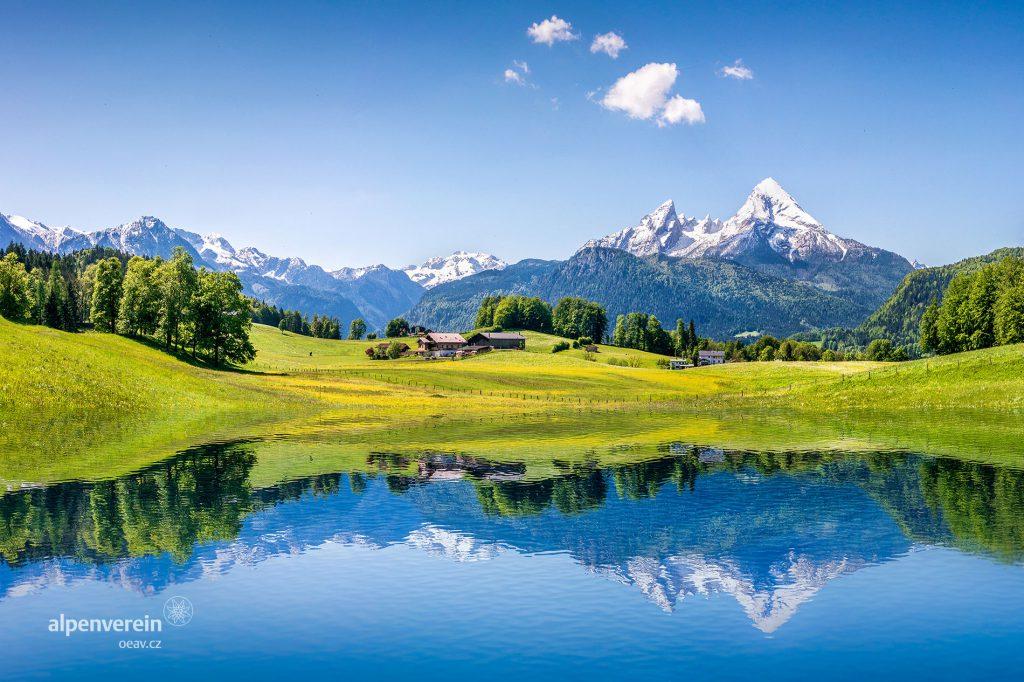 Alpenverein pojištění se dá zařídit i online