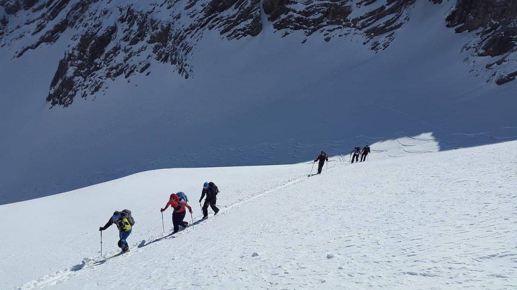 Skialpinismus je vhodný pro celou rodinu