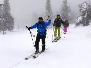 kurz skialpinismu