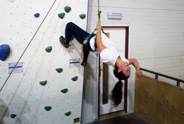kurz lezení na umělé stěně praha