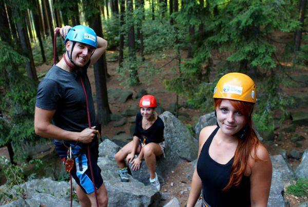 lezecký kurz