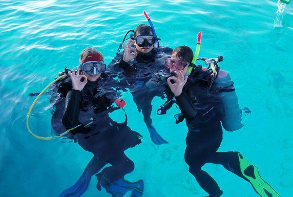 potápění chorvatsko