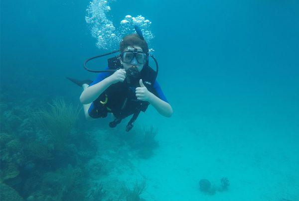 nejlepší místa na potápění chorvatsko