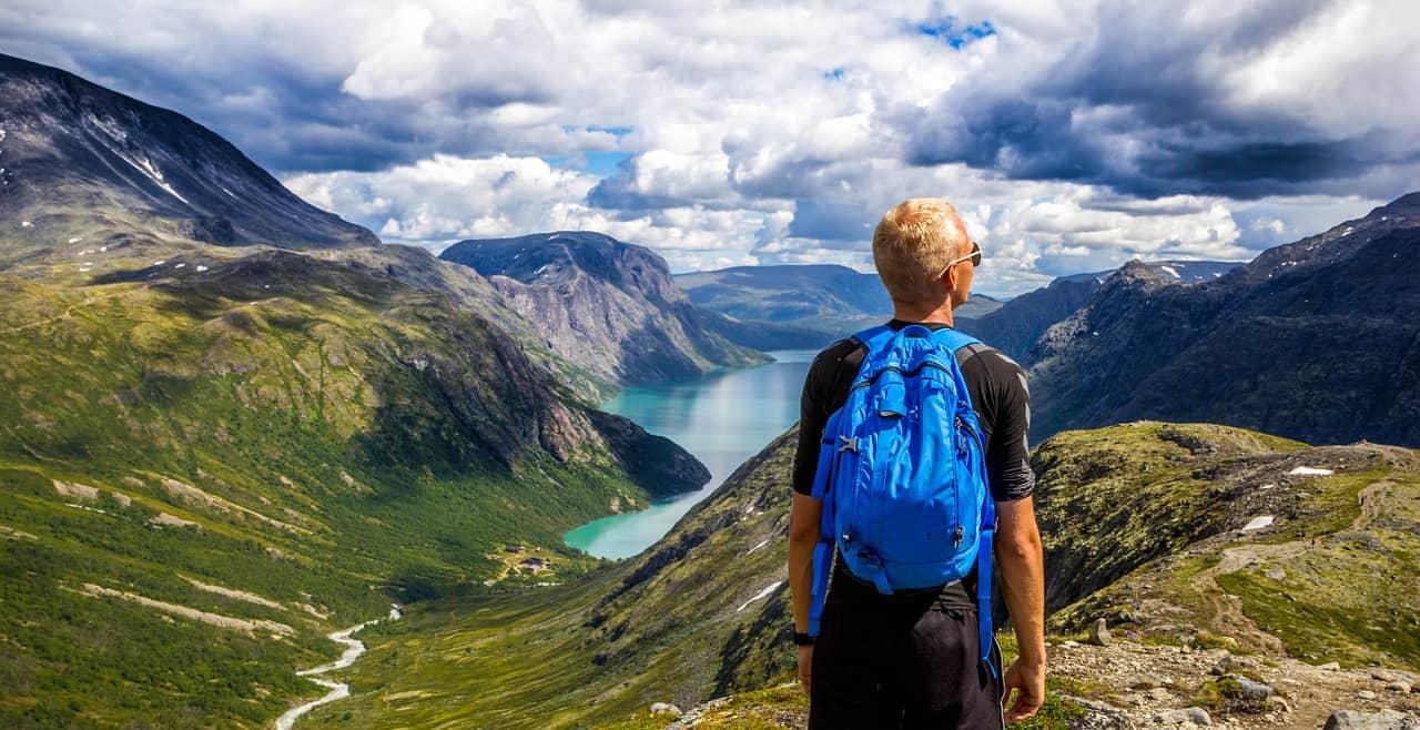 Ekoturistika učí nás učí etice a úctě k přírodě.