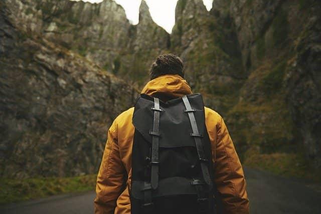 Nasaďte na záda outdoorový batoh a vyrazte načerpat energii do hor.