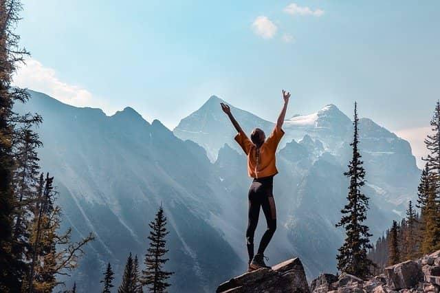Ekoturistika podněcuje se zastavit a být alespoň na okamžik součástí přírody.