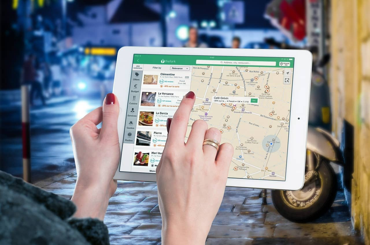 Nejlepší aplikace na cestování vám ulehčí cestu.